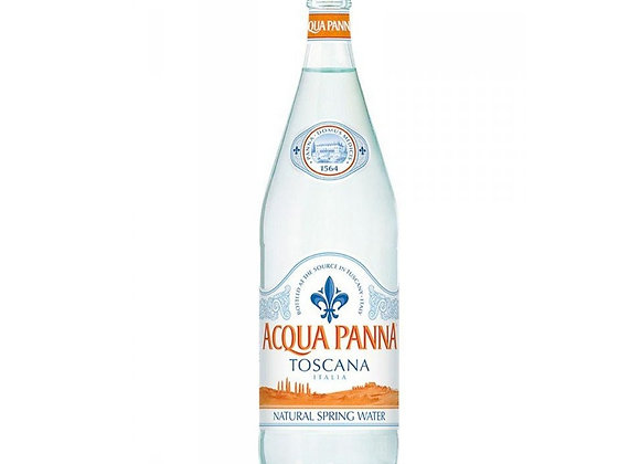 Water ACQUA PANNA  Sold per Case