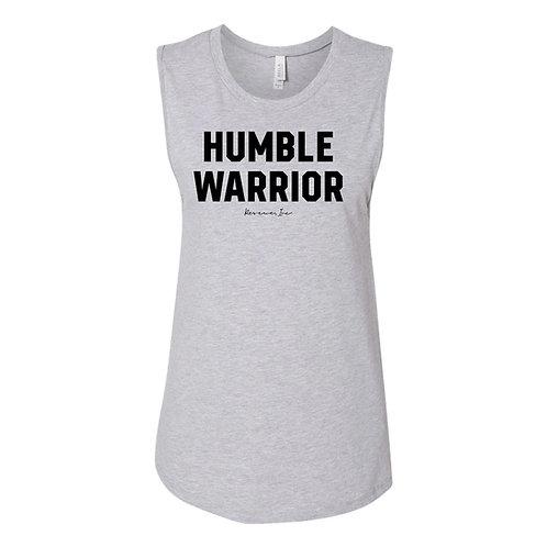 Humble WarriorMuscle Tee