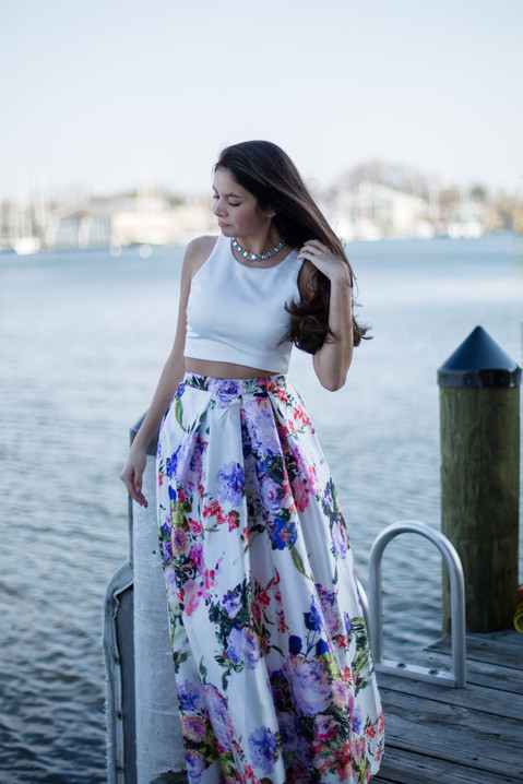 Annapolis, Maryland senior portraits