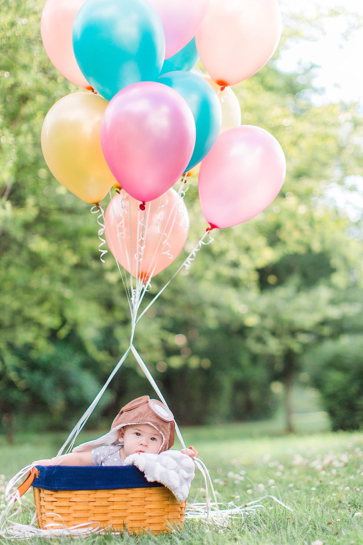 baby photo session, Maryland blogger, Westminster Maryland, Photoshoot inspiration, baby photo session