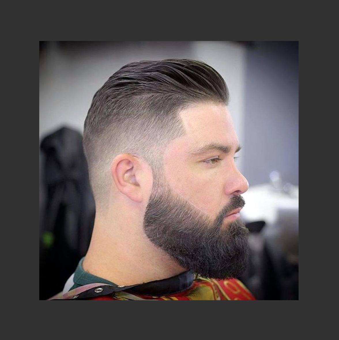 Haircut & Beard Trim