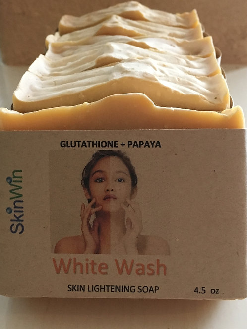 White Wash Pure L-Glutathione, Papay and Ascornic Acid