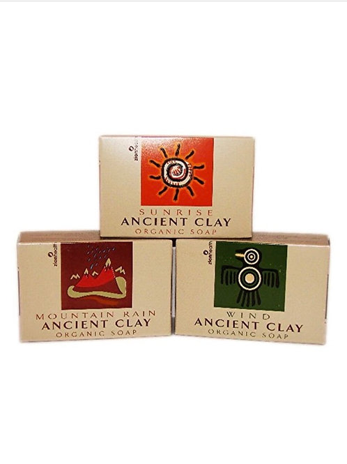 Miracle Clay Mineral Body Soap