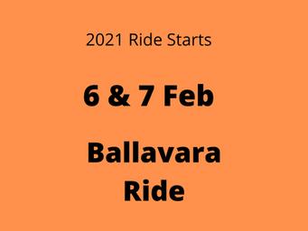 Ballavara Ride [Ride 26]