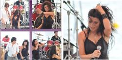 Popular & Sensational Latina singer