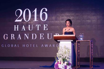 Haute Grandeur Global Hotel Awards 2016