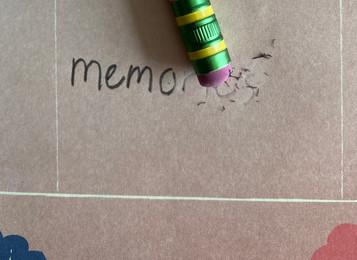 It's kind of like a mind eraser...