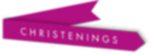 Church od England Christening Logo