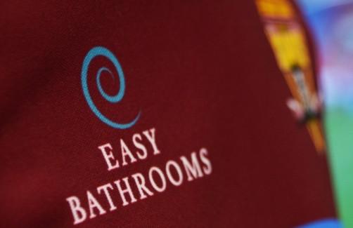 Easy Bathrooms | PR and marketing agency, Huddersfield - Acomm