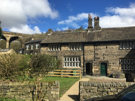 Listed property renovation in Slaithwaite