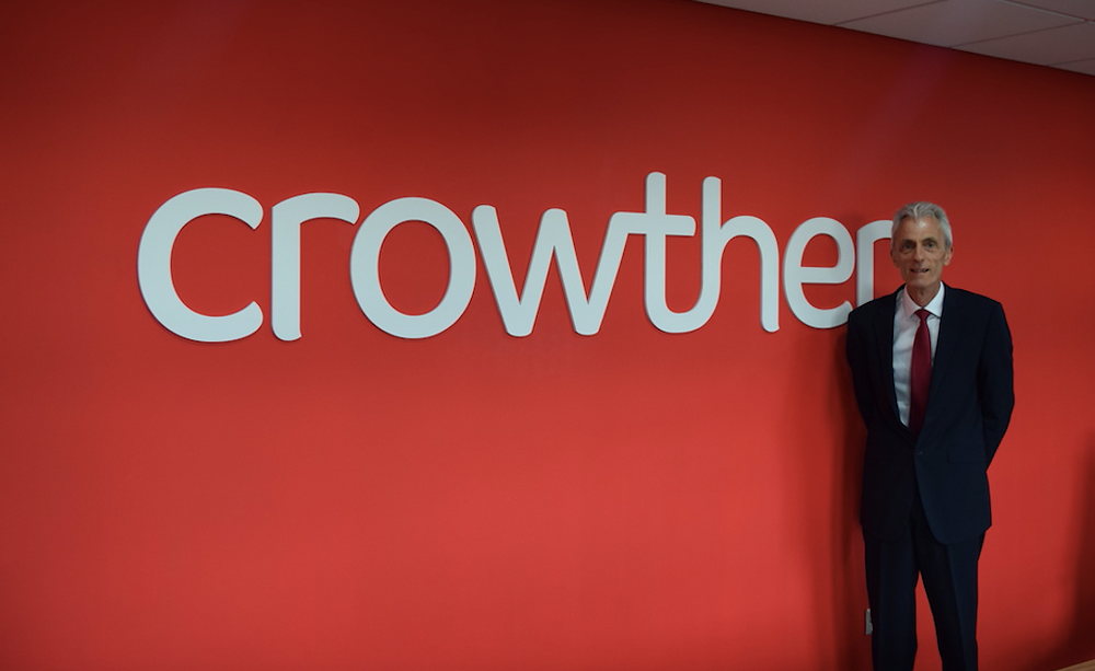 Crowther accountants | Acomm - PR agency, Huddersfield