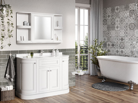 Easy Bathrooms to launch traditional range of furniture at Grand Designs Live