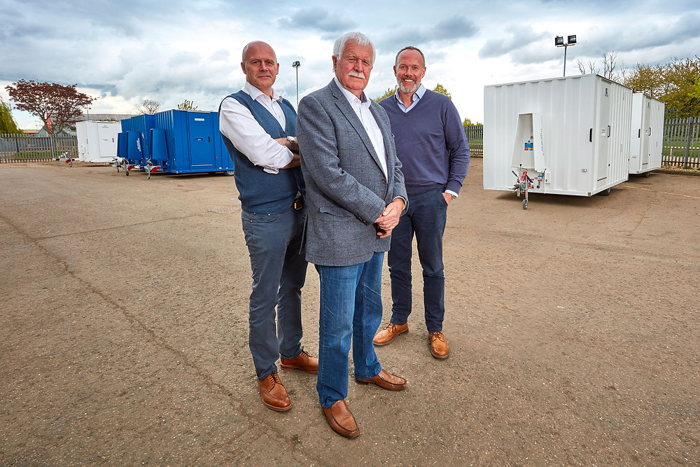 Boss Cabins launches static welfare cabins - PR and marketing agency, Huddersfield | Acomm