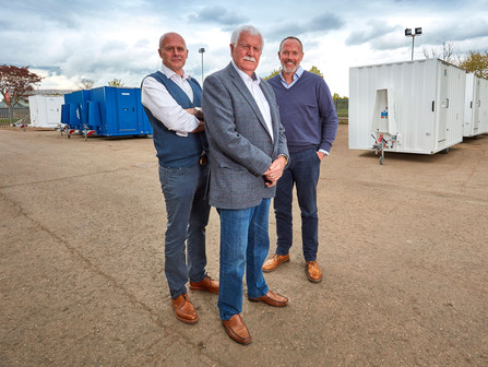 Boss Cabins set for best year yet with launch of static welfare cabins