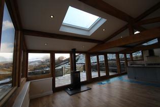 Barn conversion house builder Huddersfield