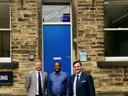 Key appointments mark next chapter for one of Yorkshire's leading Chartered surveying firms