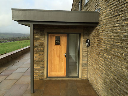 Extension builder in Huddersfield, Yorks