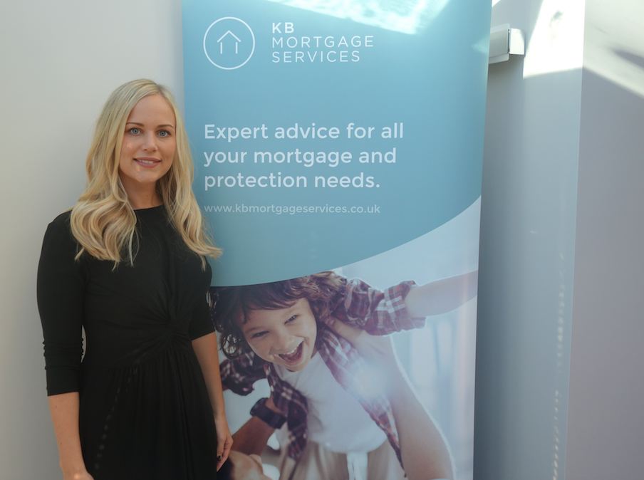 Kate Burns of KB Mortgage Services