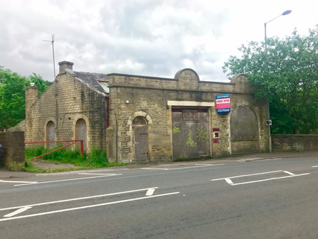 Green light for development of former Huddersfield fire station – the first scheme of its kind