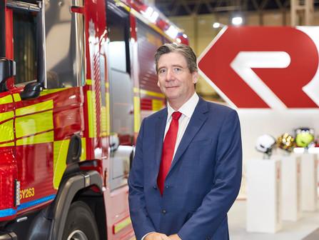 Rosenbauer UK restructures senior leadership team