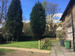 Listed property renovation in Slaithwaite