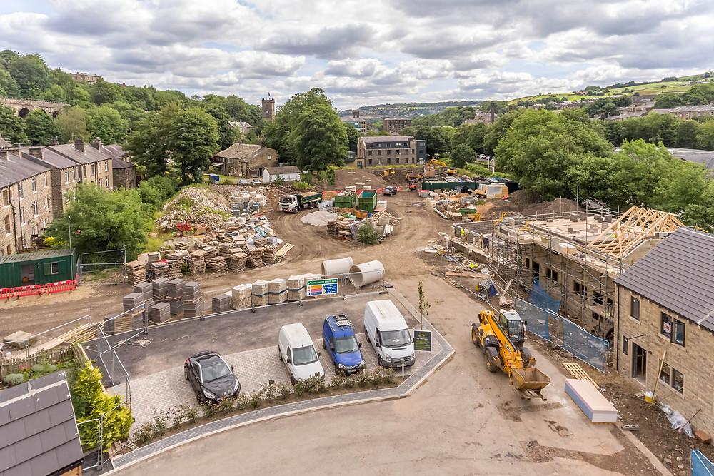 SB Homes and Wm Sykes - PR and marketing agency, Huddersfield - Acomm