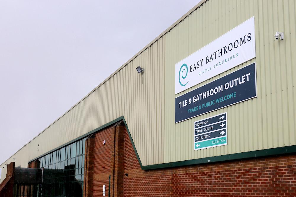 Easy Bathrooms - PR and marketing agency, Acomm - Huddersfield
