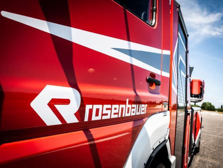 ROSENBAUER LAUNCHES PREMIUM AERIAL LADDER, THE XS 3.0