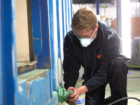 Welfare cabin manufacturer launches industry-first aftercare department following £250,000 investmen