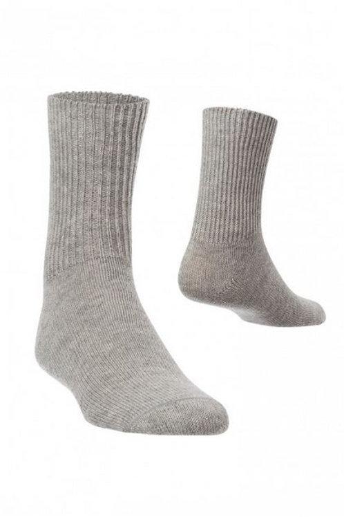 Baby Alpaka Kinder Socken mit Pima Baumwolle Gr. 30-35