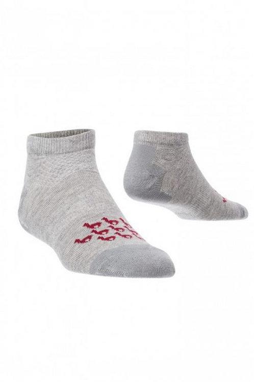 Alpaka Sneaker Socke Premium mit Pima Baumwolle für Damen und Herren