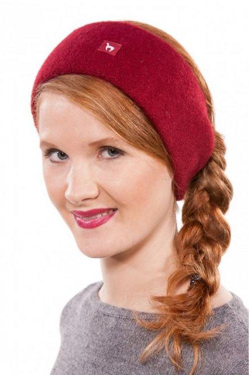Baby Alpaka Stirnband STRETCH für Damen und Herren