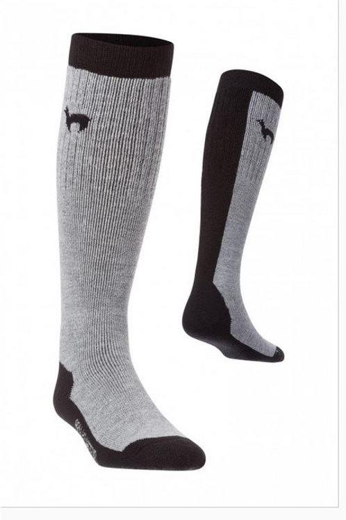 Alpaka Ski-Socken für Damen und Herren