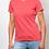 Thumbnail: Baby Alpaka und Pima Baumwoll V-Shirt für Damen