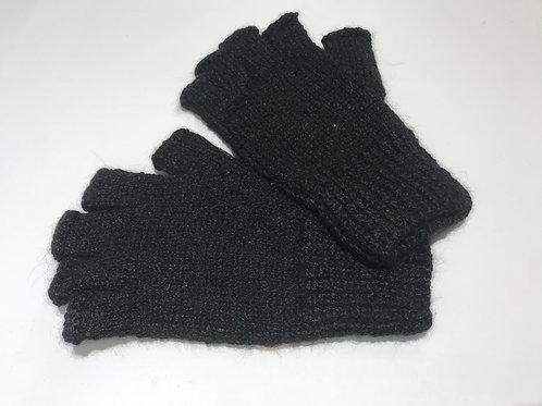 Baby Alpaka Pulswärmer/Fingerhandschuhe UNI