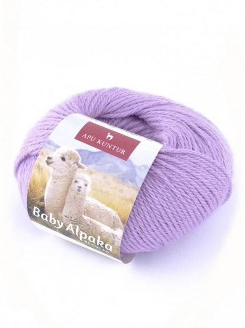 Baby Alpaka Strickgarn 50 g 100m 4-4,5 Strick-Häkel-Garn