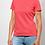 Thumbnail: Baby Alpaka und Pima Baumwoll Rundhals T-Shirt für Damen
