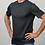 Thumbnail: Baby Alpaka und Pima Baumwoll Rundhals T-Shirt für Herren