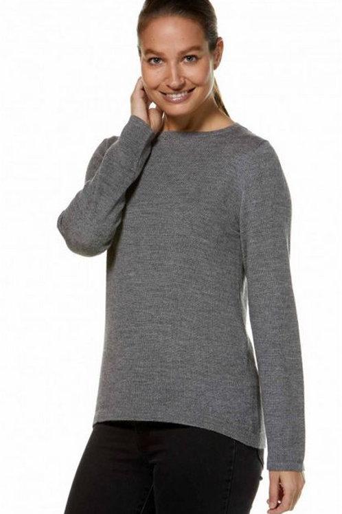 Baby Alpaka Damen BASIC Pullover