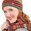 Thumbnail: Alpaka Mütze LUNA mit Vlies gefüttert für Damen und Herren