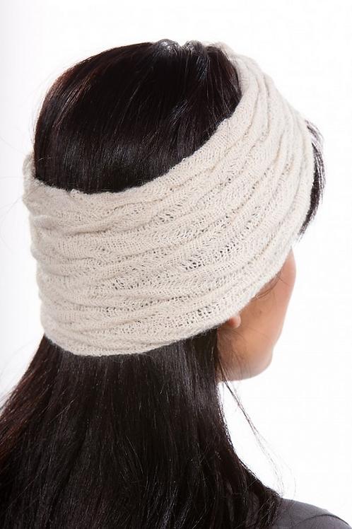 Baby Alpaka Damen Stirnband BIESEN