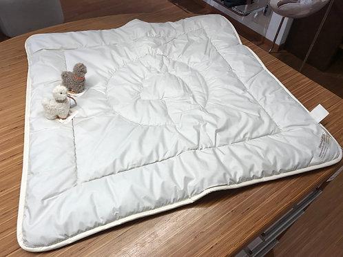 Alpaka Baby-Bettdecke
