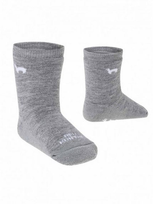 Alpaka Kinder Anti-Rutsch ABS Socken Gr. 21-29