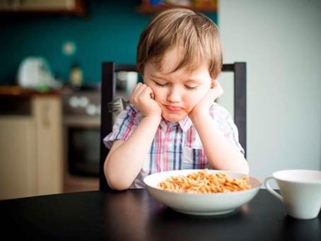 """¿ """"Picky""""? ¿ """"difícil""""  para la comida? Cómo saber si esto es un Trastorno en mi hij@"""