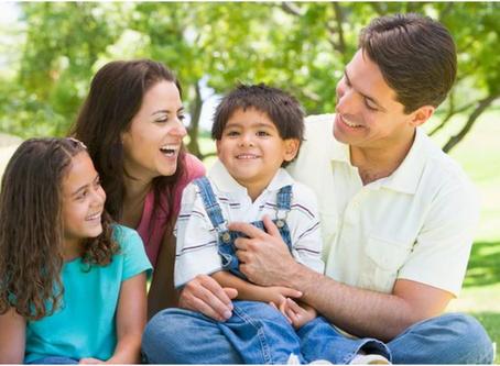 """""""Creando apegos seguros reduzco riesgos en mi salud y en la de mi familia"""""""