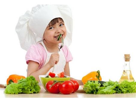 Alimentación en la infancia