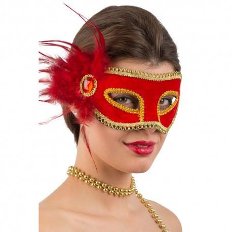 00760-1-maschera-rossa-in-plastica-rigid