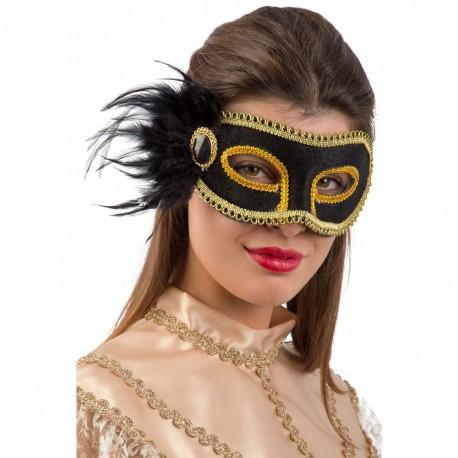 00761-1-maschera-nera-in-plastica-rigida