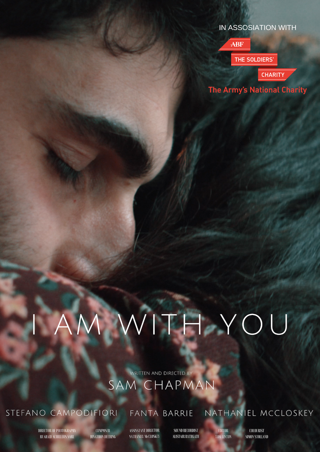 I Am with You (ABF: The Soldiers Charity