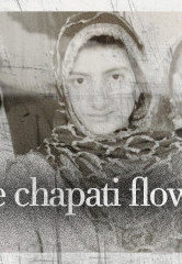 The Chapati Flower